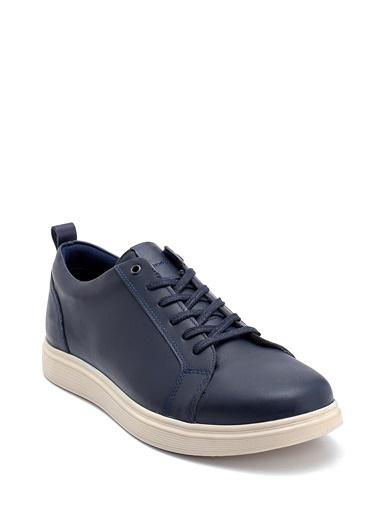 Derimod Erkek Ayakkabı(E35-1) Sneaker Lacivert
